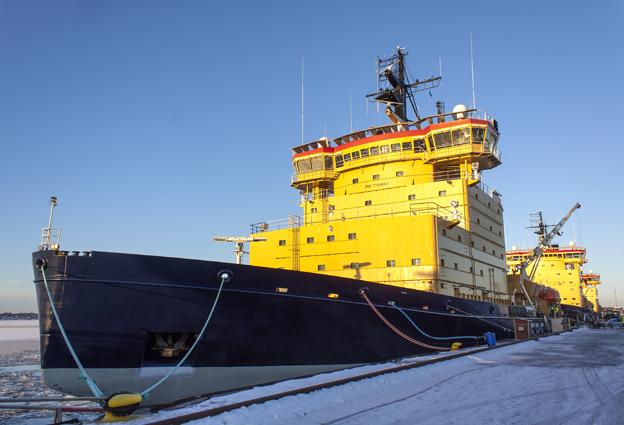 Extena Polarrör isolerat och frysskyddat rör med värmekabel för vatten och avlopp Marin applikation